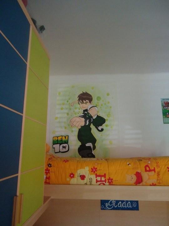 Cameretta bambini decoratori d 39 interni laura locatelli - Decoratori d interni ...